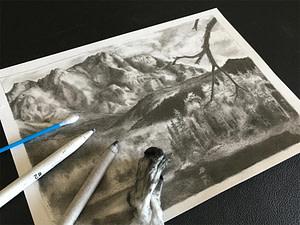 pencil drawing kit 5