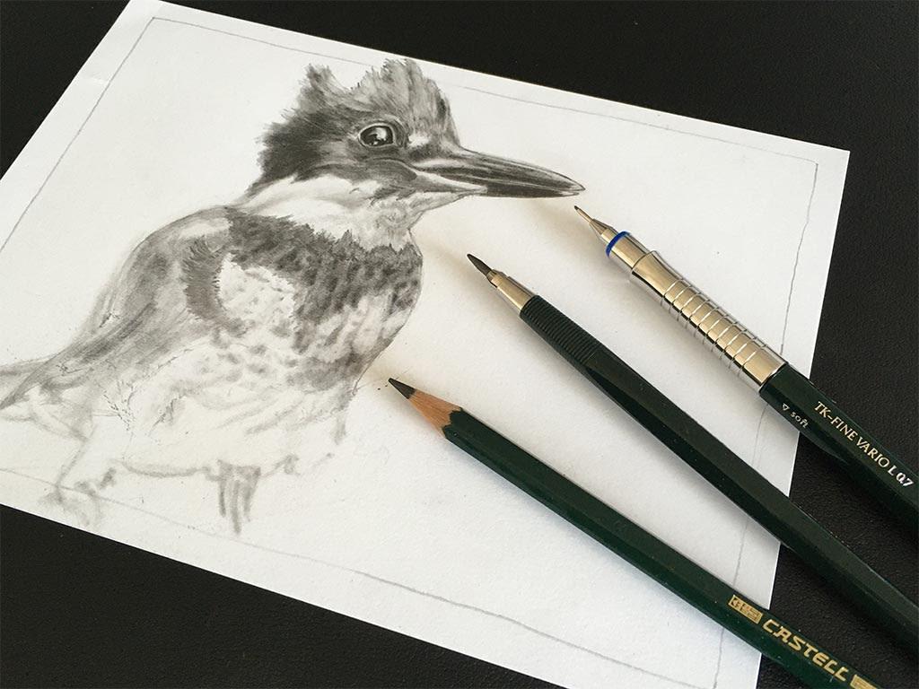 pencil drawing kit 4